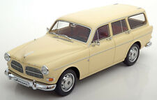 1965 Volvo P220 Amazon Creme by BoS Models Limited Edition of 1000 1/18 Scale