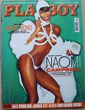 Playboy - 12/1999 - Naomi Campell - Sarah Walker - Die schönsten Stars der 90ige