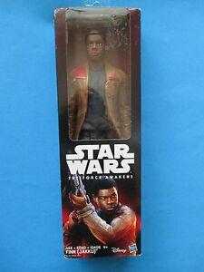 *** New 2015 Disney STARWARS The Force Awakens Finn Jakku by Hasbro Christmas