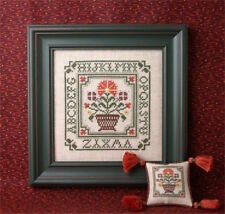 10% Off Sweetheart Tree Counted X-stitch Kit - Country Flowers Sampler
