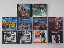 10x Kinder Hörspie Sammlung - Fünf Freunde 78+100 / Sherlock Holmes 2+57... usw
