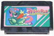 WAGYAN LAND sur Nintendo Famicom Japan NES