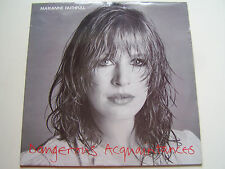 MARIANNE FAITHFULL - DANGEROUS ACQUAINTANCES - 1981 ISLAND - 33 TOURS VINYL -