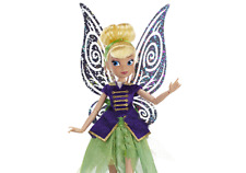 Disney Fairies Tinker Bell Pirate Fairy Doll, Deluxe Dress, Wings! Articulated