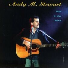 Andy M. Stewart - Man in the Moon [New CD]