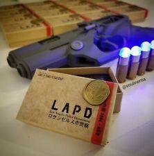 Blade Runner Blaster Prop Ammo Box Lumi-Shok rounds fatal5150 cosplay Tomenosuke
