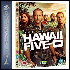 HAWAII FIVE O COMPLETE SEASON 8 - EIGHTH SEASON * BRAND NEW DVD