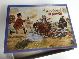 Thelwell Jigsaw 500 Pieces