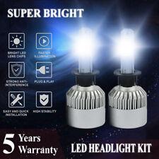 New listing H1 Led Headlight Bulbs Conversion Kit 2500W 375000lm 6000K White Light Bulb Lamp