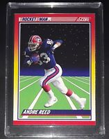 1990 ANDRE REED - ROCKET MAN - Score NFL Football Card #559