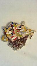 Pin 54163 DisneyShopping.com - Seven Dwarfs Mining Cart (Jumbo)
