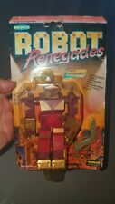 VINTAGE 1982 Remco Robot Renegades WARGOR Figure Sealed MOC