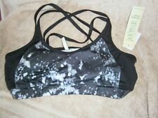 Women/junior 2 pc halter top & performance bottom gym set sz M/L GIFT L@@K