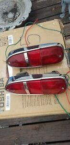 NOS Triumph TR4 ,Tr4A , TR250 , Lucas Rear Tail Light Assembly's, L669 England