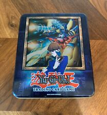 yu-gi-oh! Trading Card Game Collectable Tin only(no cards)W/Deck Pack Boxes 1996