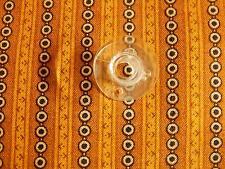 100% Cotton 42/44 Wide Tan Multi Stripe Andover Quilt/ Craft Fabric