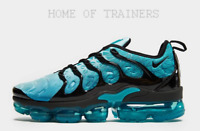 Nike Air VaporMax Plus Blue Men's Trainers All Sizes Limited Stock