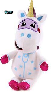 Go JettersSoft Toy-Ubercorn, Multi Plush, White, Purple, Pink Soft Cuddle Teddy
