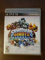 Skylanders Giants: (PS3 PlayStation 3, 2012) Clean Disc Game Only No Accessories