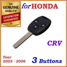 For Honda CRV Remote Key - 3 Buttons - Year 2005 - 2006