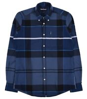 BNWT Mens Barbour Sutherland Large Check Shirt Inky Blue L Rrp £75 BNWT NEW Top