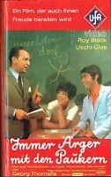 (VHS) Immer Ärger mit den Paukern - Roy Black, Uschi Glas, Georg Thomalla (1968)