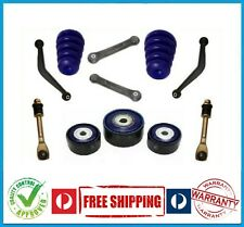 FORD FALCON BF FG 05-ON REAR TOE ARMS UPPER ARMS BUMP STOPS DIFF BUSHES LINKS