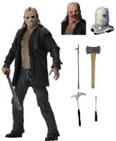 Friday 13th Jason action figure toy model Horror movie figurine Doll Halloween