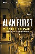 USED (GD) Mission to Paris: A Novel by Alan Furst