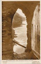 Cliff Step Gate, King Arthur's Castle, TINTAGEL, Cornwall RP
