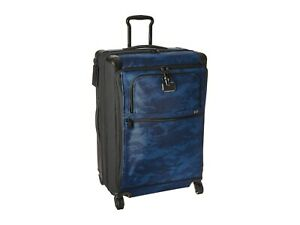 Tumi Alpha 2 Expandable International Carry-On Front Lid Navy Restoration 22560