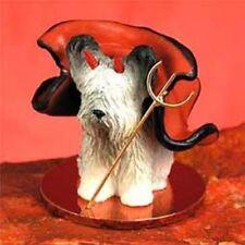 Skye Terrier Devil Dog Tiny One Figurine Statue