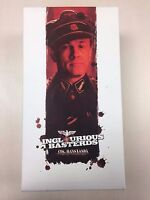 Hot Toys MMS 134 Inglourious Basterds Hans Landa Christoph Waltz Figure NEW
