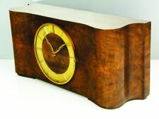 PURE ART DECO CHIMING MANTEL CLOCK FROM KIENZLE