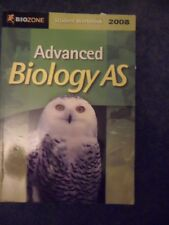 Advanced Biology AS: Student Workbook by Tracey Greenwood, Richard Allan...