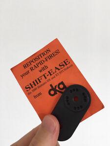 NOS 1991 dkg Shift-Ease Shimano XTR M900 DX XT Thumbies WTB Cunningham Salsa