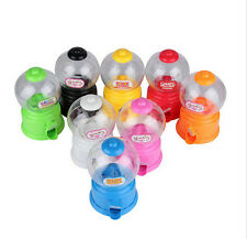1pcs Plastic Gumball Candy Vending Machines Vending Toys Baby Kids Gift