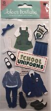 Jolee's Boutique SCHOOL UNIFORMS Dimensional Stickers
