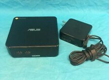 ASUS Chromebox CN60 - Intel Celeron 2955U Dual Core 1.4GHz 2GB RAM 16GB Storage