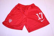 Youth Team USA Soccer #17 YM Soccer Futbol Jersey Shorts (Red) Nike