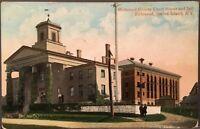 Staten Island NY ~ Richmond County Courthouse & Jail ~ Richmond Borough NY City