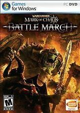 Warhammer Mark of Chaos Battle March, Good Windows XP, Pc Video Games