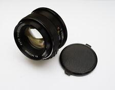 CLAed Yashica Auto Yashinon-DX 50mm f/1.4 Fast Prime m42 Lens Canon Nikon Sony