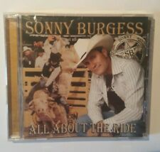 All about the Ride - Sonny Burgess - CD (2012)