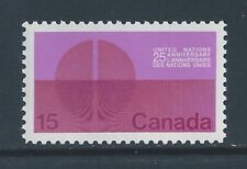 Canada #514i Single Fluorescent Paper Variety MNH **Free Shipping**
