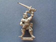 Citadel 80 S oldhammer Empire Knight Paladin Battle Lord Fighter en métal