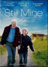 NEW DVD Still Mine WIDE: James Cromwell Gen Bujold Campbell Scott Rick Roberts