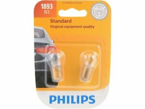For 1972 Plymouth Fury I Courtesy Light Bulb Philips 84395MS