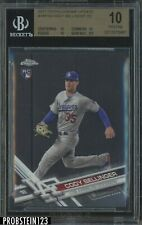 2017 Topps Chrome Update Cody Bellinger Dodgers RC Rookie BGS 10 PRISTINE