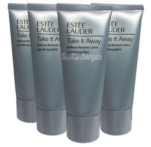 Estee Lauder Take It Away Makeup Remover Lotion Travel Mini Size 120ml (30mlx4)